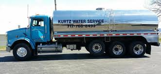 Bulk Water Delivery | Chester County PA | Kurtz Water Service LLC