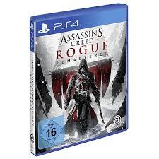 Assassins Creed Rogue Remastered Sony PS4 Spiel NEUOVP EBay