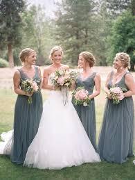 bridal party bill levkoff bridesmaid bouquets augusta jones