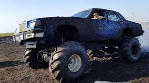 100 Badass Mud Trucks BADASS Buick Donk Devils Garden Club 111216 YouTube