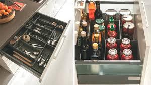 rangement pour tiroir de cuisine créatif organisateur de tiroir