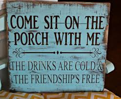 Diy Screened In Porch Decorating Ideas by Come Sit On The Porch With Me The Drinks Are Cold And The