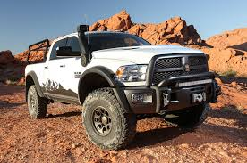 100 Build Your Dodge Truck Ram Overland Overhaul AEV Prospector XL GearJunkie
