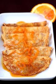 crêpes suzettes recettes de crêpes suzettes