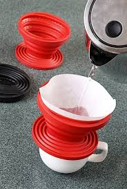 Pour Over Coffee Maker Single Cup One Of At A Time With