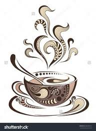 Cup Of Coffee Illustration 368498261 Shutterstock