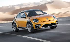2017 Volkswagen Beetle Dune: 25 Cars Worth Waiting For – Feature ...