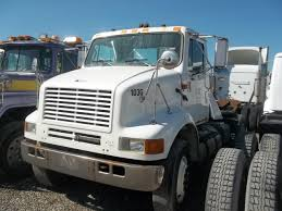 2003 INTERNATIONAL 8100 Day Cab Truck For Sale Auction Or Lease ...