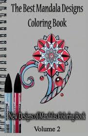 The Best Mandala Designs Coloring Book New Of Mandalas