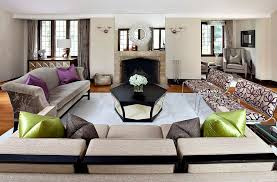 Taupe And Black Living Room Ideas by Bold And Glamorous How To Style Around A Black Coffee Table