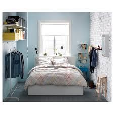 MALM Ottoman bed White Standard King IKEA