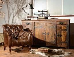 Rustica 2 Drawer 4 Door Reclaimed Wood Sideboard