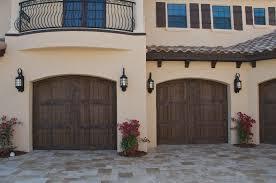 Faux Wood Garage Door Sales and Installation in Englewood