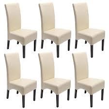 chaise simili cuir gris beau chaise cuir beige salle à manger avec chaise simili cuir gris