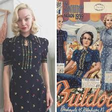 Vintage Fashion Makes Time Traveling Seem Possible