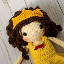 Ringlets And Dress Pattern For Princess Sophie Doll This Post