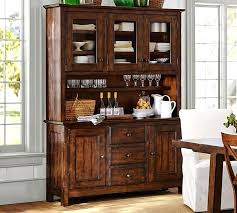 Pottery Barn Benchwright Awesome Buffet Hutch In Dining Room And Ordinary