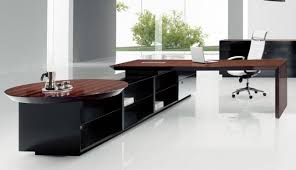 Jesper Office Desk And Return by Executive Office Desk With Return Drk Architects