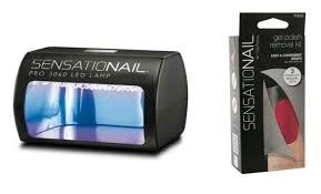 sensationail gel kit