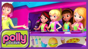 100 Great Food Truck Race Full Episodes Polly Pocket Full Episodes Fancy Fun Adventure New