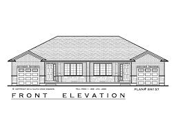 100 Semi Detached House Designs 2 Bedroom Detached Plan SM137 1162 Sq Feet