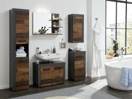 bad komplett set indy wood matera grau badezimmer