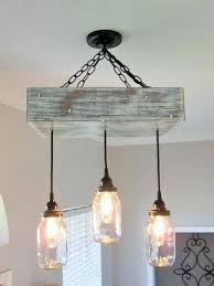 jar lighting fixtures