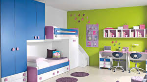 Girls Bedroom Wall Decor by Colorful Kids Room Decor Ideas 02 Youtube Simple Childrens Bedroom