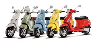 Vespa Into A Modern Means Of Transportation That Still Carry The Same Classic Design As Bike We Know Old School Motorcycle