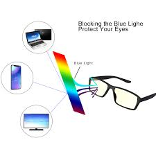 Velocifire VG2 Blue LightBlocking Glasses Make Typing Better