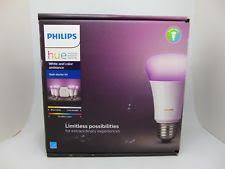 philips hue white light bulbs ebay
