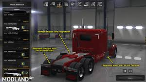 Peterbilt 389 Accessories Pack V30.05.18 [1.31.x] Mod For American ... Outlaw Customs New 2018 Custom 389 For Sale Peterbilt Of Sioux Falls Hoods And Used Parts American Truck Chrome Which Is Better Or Kenworth Raneys Blog W900l With Matchin Reefer Truckstops Pinterest Simulator 379 Exhd By Pinga Youtube More New Accsories Interiors Design Wallpapers Peterbilt Interior Accsories Best Cab Cowl Light Panels 65x1 Piece W P1 Led Lights V 11 Ats Mod Peterbilt Tandem Axle House Sleeper Market