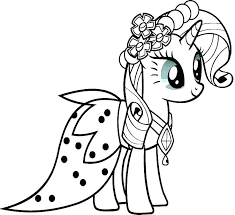 Princess Celestia Coloring Page My Little Pony Cadence Pages