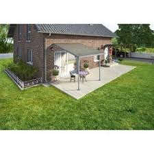 Palram Patio Cover Grey by Awnings U0026 Patio Covers