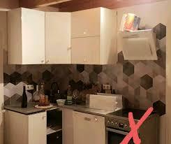 ikea hochglanz küche ohne herd und abzugshaube