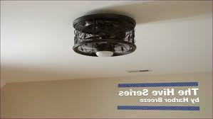 Rattan Ceiling Fans Australia by Interiors Harbor Breeze 2 Blade Ceiling Fan Ceiling Fan Glass