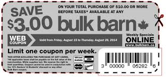 Bulk Barn] Bulk Barn Printable Coupon: $3.00 Off Your Purchase Of ... Bulk Barn Canada Flyers This Opens Today Sootodaycom No Trash Project Flyer Apr 20 To May 3 7579 Boul Newman Lasalle Qc 850 Mckeown Ave North Bay On 31 Reviews Grocery 8069 104 Street Nw Edmton 5445 Rue Des Jockeys Montral Most Convient Store For Baking Ingredients Gluten Jaytech Plumbing Guelph Plumber 2243 Rolandtherrien Longueuil