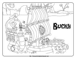 Hungry Caterpillar Printable Coloring Pages Pdf Fruit Pirates Color Land Pirate Ship Full Size