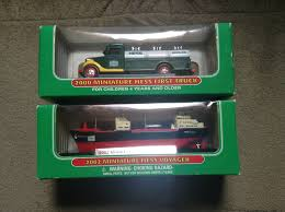 NEW HESS TRUCK Miniatures Lot HESS VOYAGER + HESS FIRST TRUCK Rare ... Miniature Greg Hess Truck Colctibles From 1964 To 2011 New 2016 Imgur 1990 Gasoline Advertising Toy Tanker Die Cast Nib Mobile Museum Stop At Deptford Mall Njcom 1975 Tractor Trailer Battery Operated Operated Evan And Laurens Cool Blog 111014 Collectors Edition 2017 Dump End Loader Light Up Goodbyeretail Trucks Of The World Small Scale Farm Toys Vintage 1985 First Bank With Lightsin Mint Cdition By Year Guide Available November 11th Coast 2 Mom Home Facebook