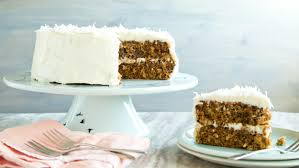 Classic Carrot Cake with Cream Cheese Frosting TODAY
