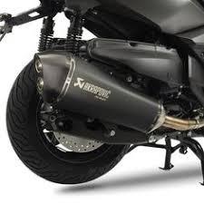 x max pot akrapovic support de plaque ras de roue yamaha t max 530 moto