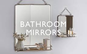 Tilting Bathroom Mirror Uk by Mirrors Large Wooden U0026 Copper Wall Hanging U0026 Full Length Mirrors Uk