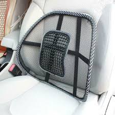 100 Car Seat In Truck Cool Vent Cushion Mesh Back Lumbar Support Office Home Chair