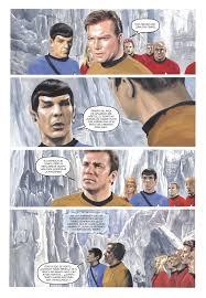 Critica De Star Trek La Ciudad Al Borde Eternidad Harlan Ellison JK Woodward Por Ivan Suarez Martinez