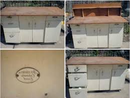 Vintage Metal Kitchen Cabinets With Sink by Metal Kitchen Cabinets For Sale Kenangorgun Com