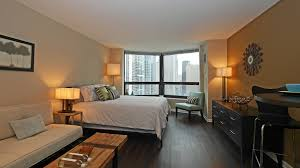 Studio Apartment Chicago Downtown Chicago Corporate Apartments