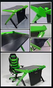 Dxracer Gaming Chair Cheap by Green Color Office Gaming Desk Not So Easy To Hold This Color Can