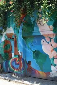 Balmy Alley Murals Mission District by Take A Mission Mural Tour Airbnb