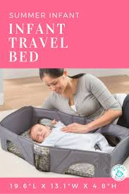 Peapod Plus Baby Travel Bed by 17 Best Travel Beds U0026 Playards Big Baby Small Space Images On