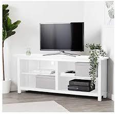 ikea hemnes eck tv bank mit filz und reinigungstuch weiß